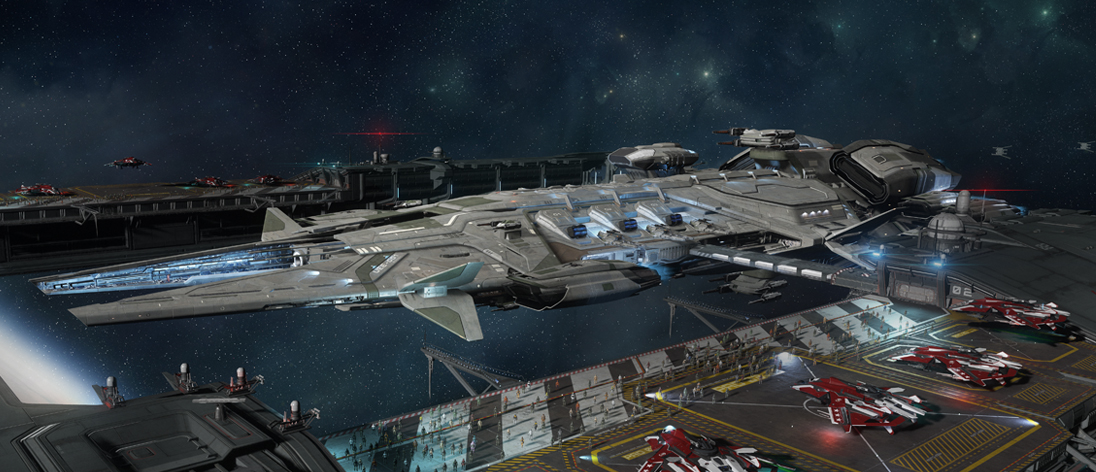 Invictus Launch Week – SC Free to play vom 22.05. bis 03.06.